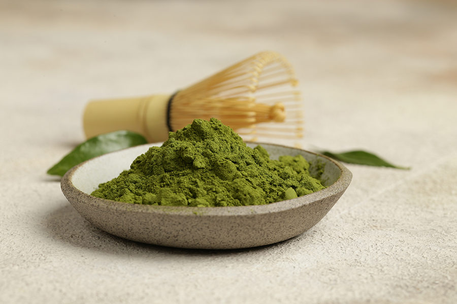 Los beneficios del té matcha en la piel.